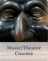 Music, Theater, Cinema in Naples (Campania - Italy)